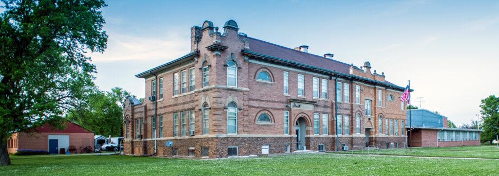 The Center of Creativity in Chester Nebraska